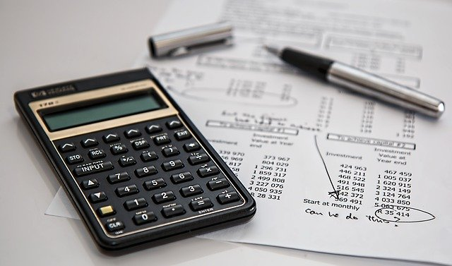 kalkulačka na rozpočtu